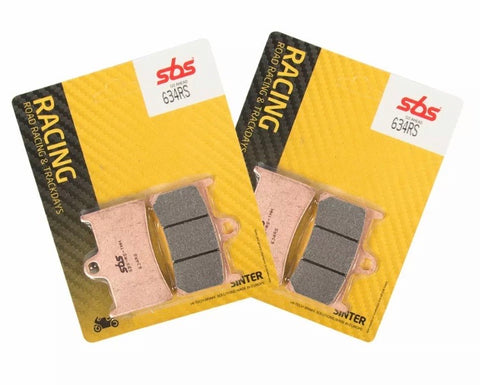 SBS Race Sintered Pads