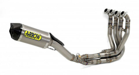Arrow Titanium race exhaust system GSXR 1000 17-19