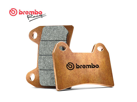 Brembo Z04 sintered race brake pads