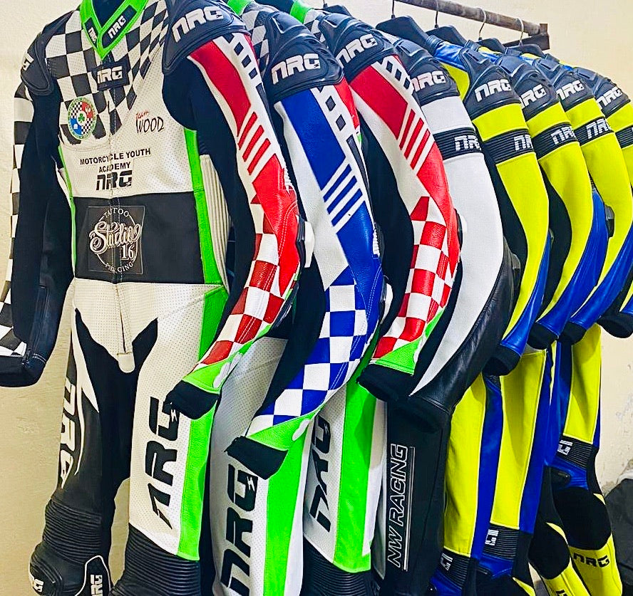 NRG Made to measure race suit