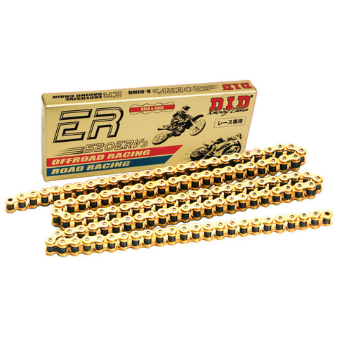 DID ERV3 520 GOLD race chain