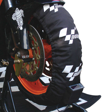 Moto GP Digital Pro tyre warmers