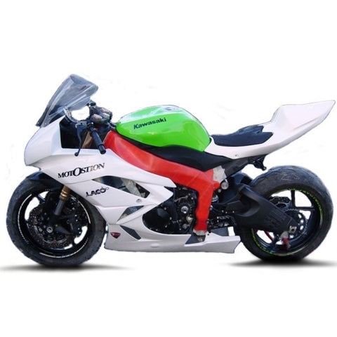 Kawasaki ZX6r 2012-16 LACO MOTO race fairings FULL KIT