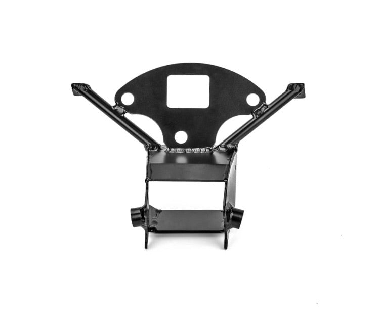 Yamaha R6 race lightweight clock fairing bracket