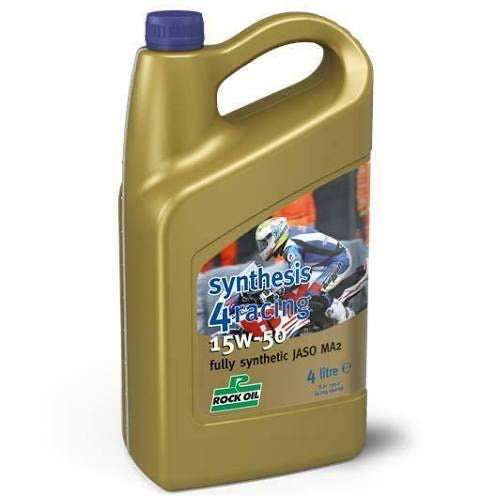 Rock Oil 4L Synthesis Racing x4