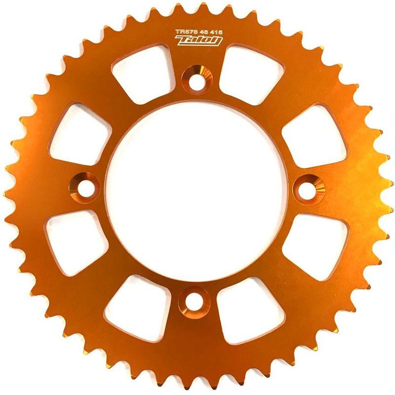 Talon rear sprockets 520 race