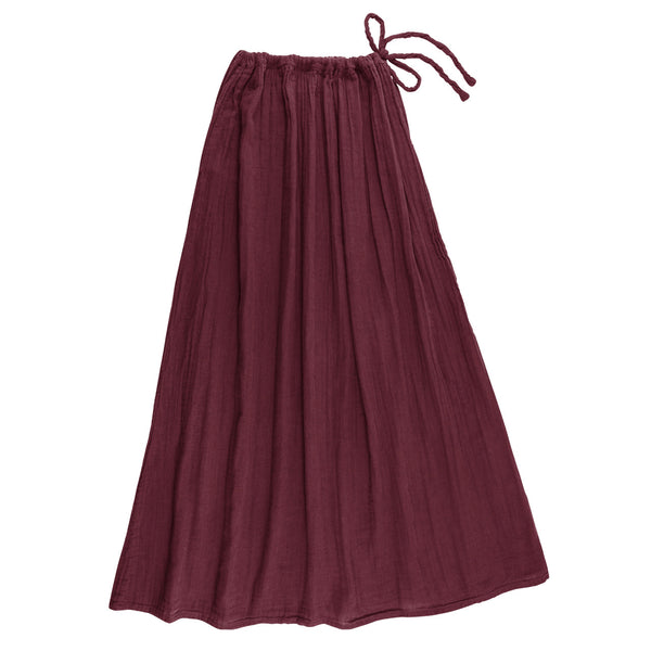 Numero 74 Ladies Ava Skirt Red Macaroon Mabel's Garb Ethical Clothing Australia