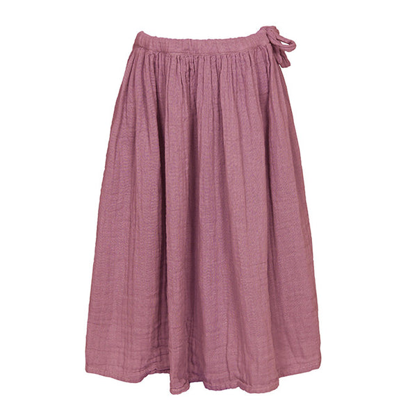 Numero 74 Ava Skirt GIRLS Range in Baobab Rose Mabels Garb Australia
