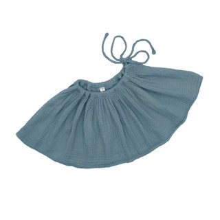 Numero 74 Girls Tutu Skirt Ice Blue Mabel's Garb Ethical Clothing Australia