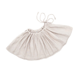 Numero 74 Girls Tutu Skirt in Powder Mabels Garb Australia Ethical handmade double guaze