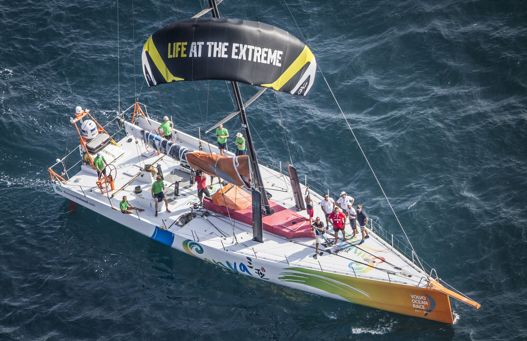 ResQkites Mandatory Safety Equipment on all Volvo Ocean Race Yachts