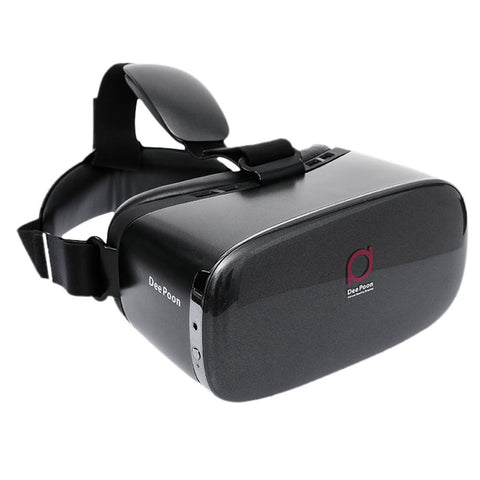 Deepoon E2 VR Headset Virtual Reality Glasses for VR Games with AMOLED Display Screen Head-Mounted with HDMI Cable for Computer Notebook