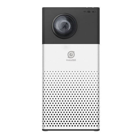 Insta360 Camera 4K Spherical VR Video Camera 360 Degree Sony 8MP CMOS Video Image Dual Lens