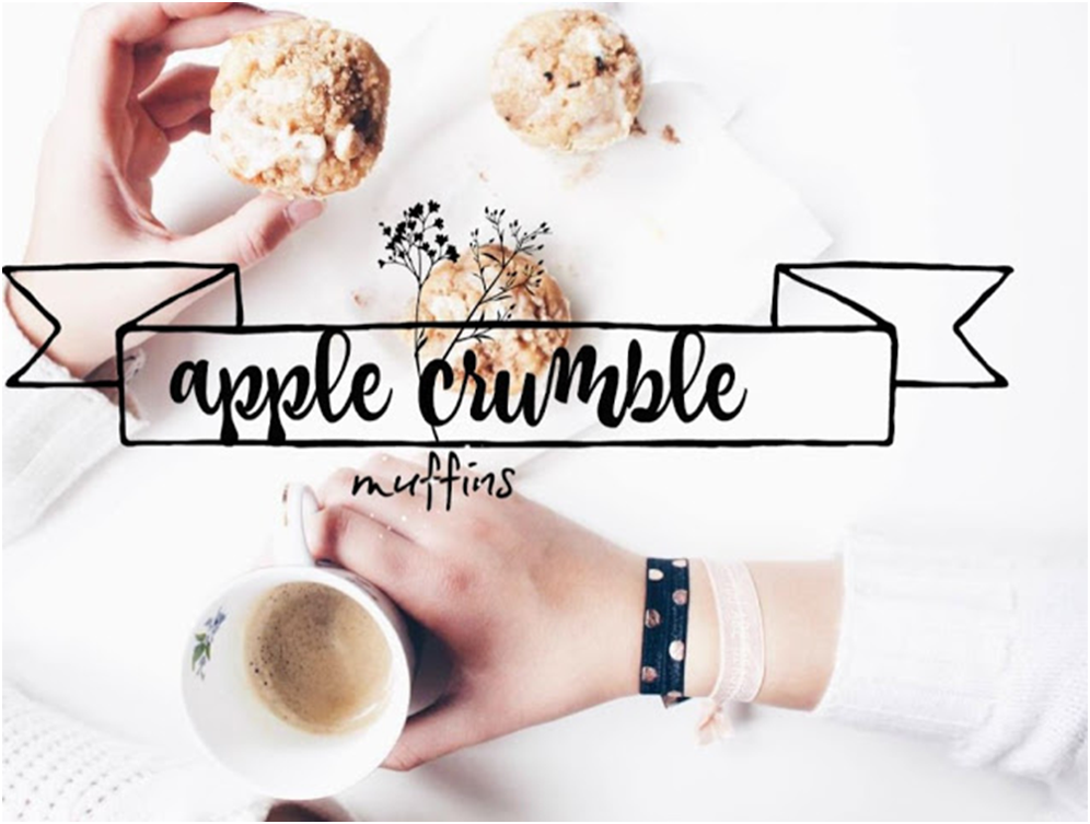 ♥ Apple Crumble ♥