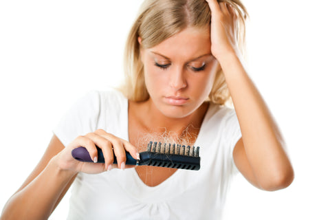 brazil nut and hair loss