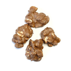 Chocolate Peanuts Cluster