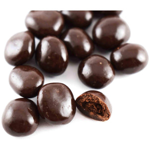 Dark Chocolate Coated Coffee Beans - Nuts Pick