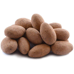 Milk Chocolate Cocoa Dusted Almonds - Nuts Pick
