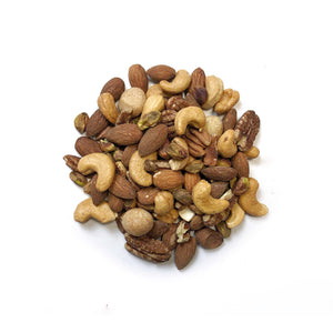 Premium Mixed Nuts (Roasted, Unsalted)