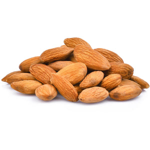 Roasted Unsalted Almonds - Nuts Pick