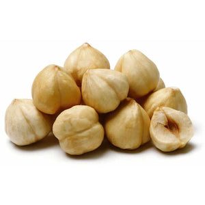 Roasted Unsalted Hazelnuts - Nuts Pick