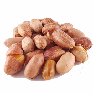 Roasted Unsalted Peanuts - Nuts Pick