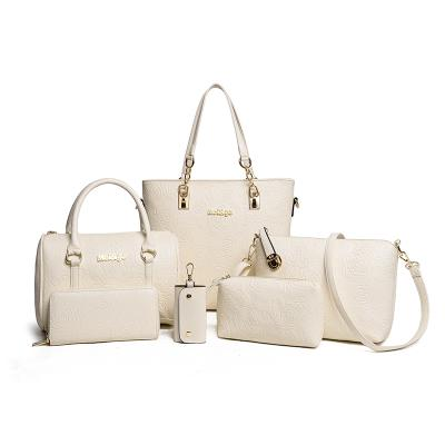 The Marilyn 6 Bag Set-Handbag Set-ElegantFemme