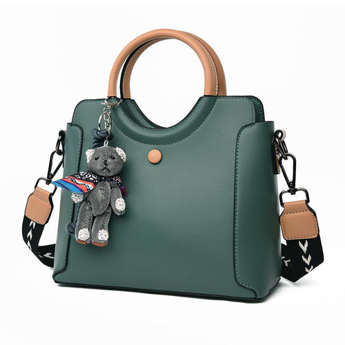 The Greta Satchel Bag-Handbag-ElegantFemme