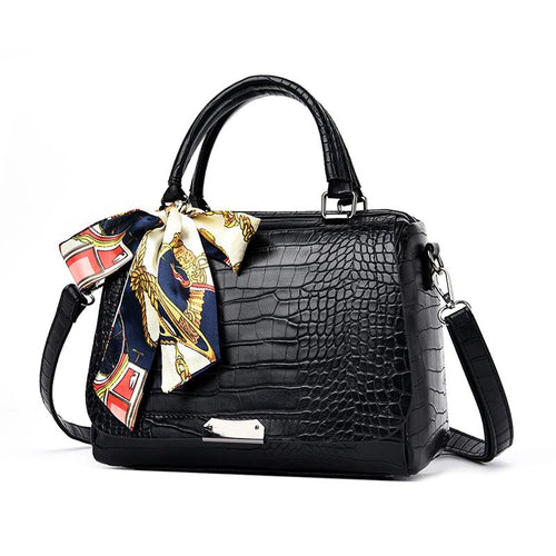 The Jones Bag in Black-Handbag-ElegantFemme