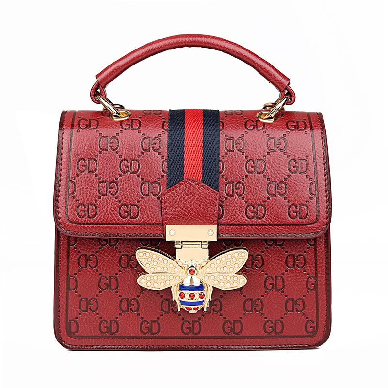 The Red BeeYoutiful Cross Body Bag-Handbag-ElegantFemme