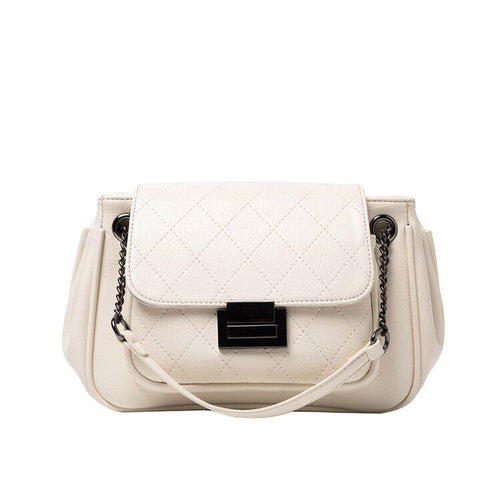 The Rosie Clutch - Beige-Handbag-ElegantFemme
