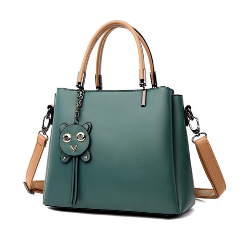 The Sage Hobo Bag - Green-Handbag-ElegantFemme
