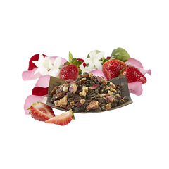 Organic Cranberry Black Tea Loose Leaf Bag