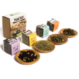 Sense Asia Tea Sampler Tea Gift Collection of Loose Leaf Teas Sampler PHAN THIET
