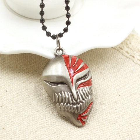 Bleach Mask Necklace - Otaku Anime Shop