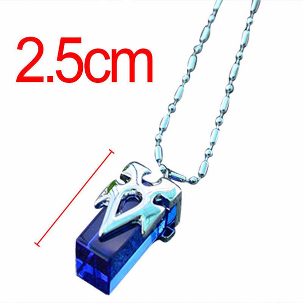 Sword Art Online SAO Teleportation crystal necklace
