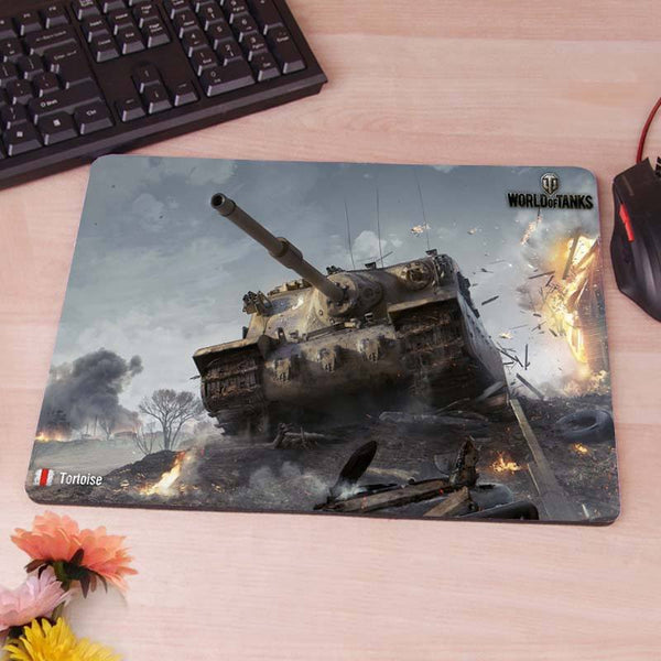 World of Tanks Mouse Pad