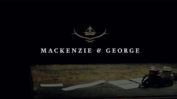 Mackenzie and George