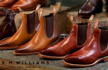 R.M.Williams Menswear