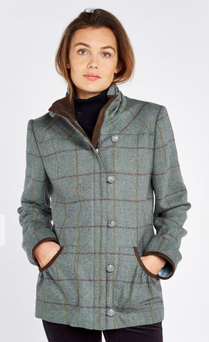 Bracken Tweed Sorrel Jacket