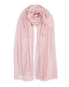 Katie Loxton-Wrapped up in Love Scarf- Blush Pink