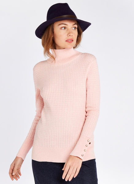 Dubarry Brennan Jumper -Blush