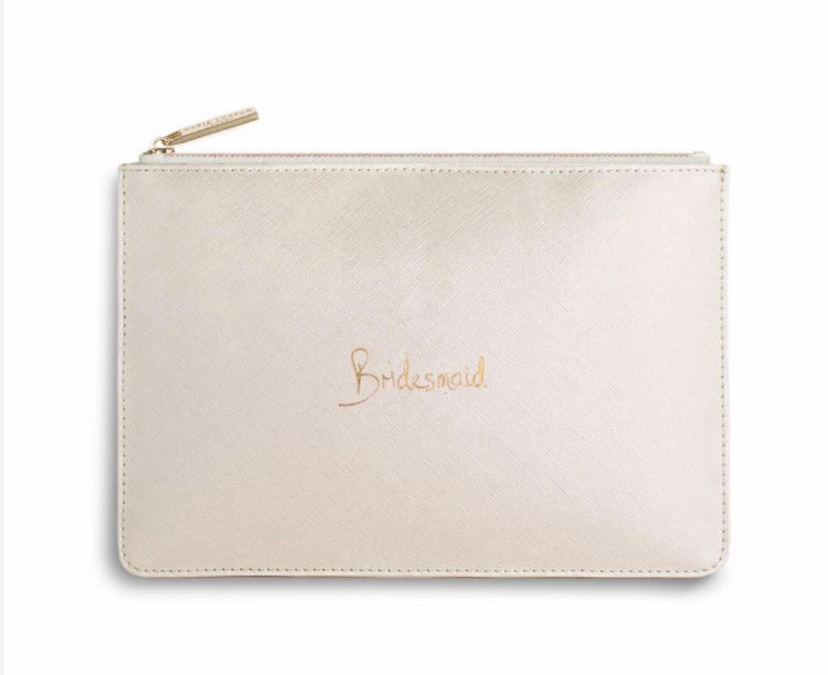 Katie Loxton 'Bridesmaid' Perfect Pouch bag