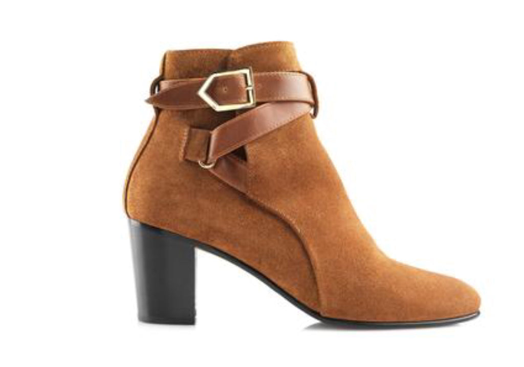 Fairfax & Favor Kensington Chelsea Boot, Tan or Chocolate