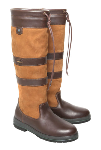 Dubarry Galway Boots, brown