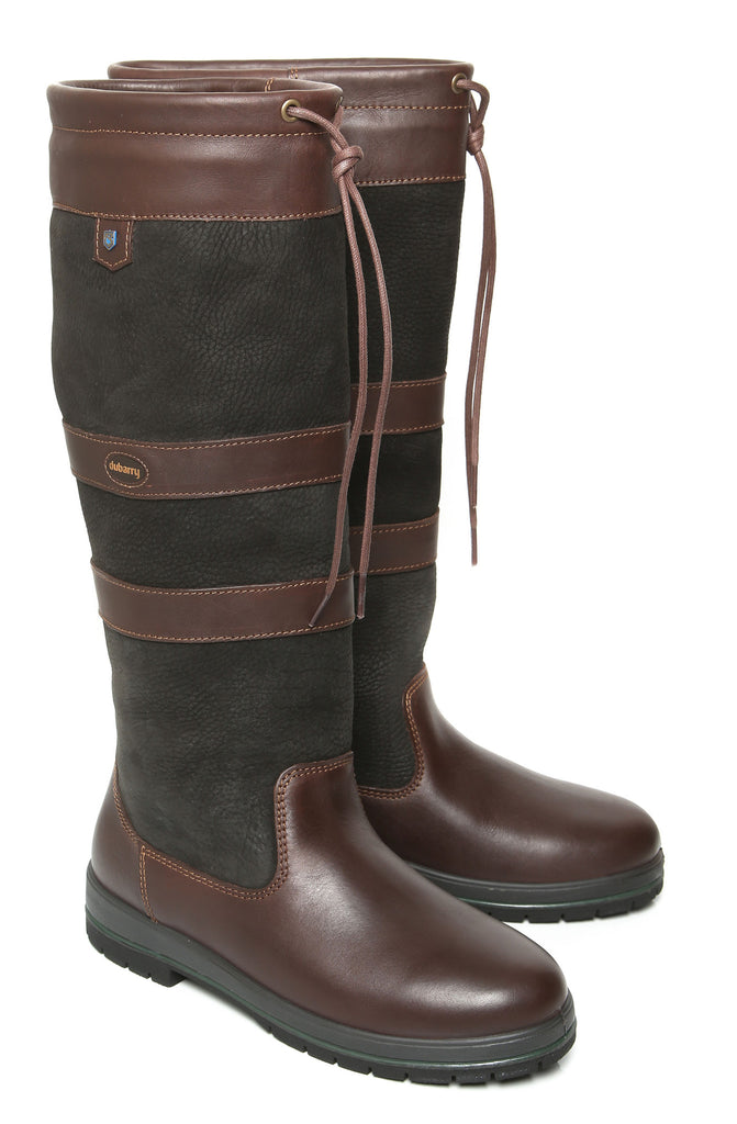 Dubarry Galway Boot Black Brown