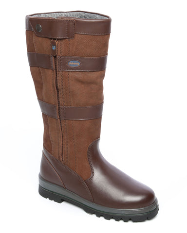 Dubarry Wexford Boot, walnut