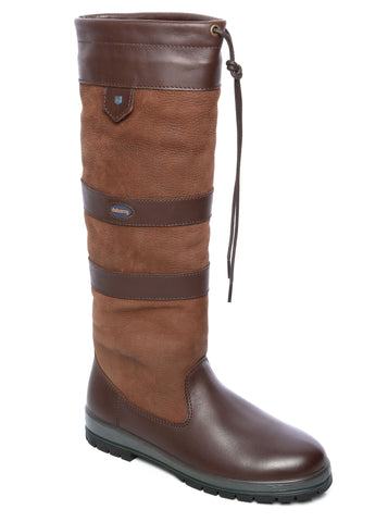 Dubarry Galway Slim fit Boot, walnut