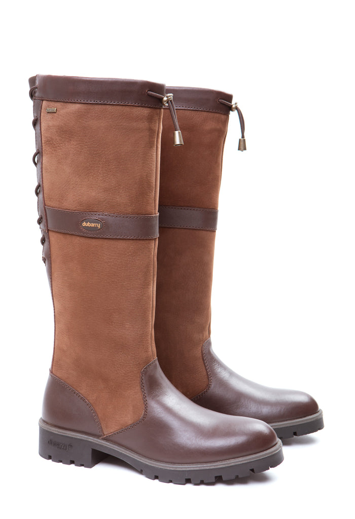 Dubarry Glanmire boot, walnut