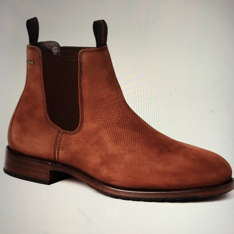 Dubarry Kerry Chelsea Boot-Walnut